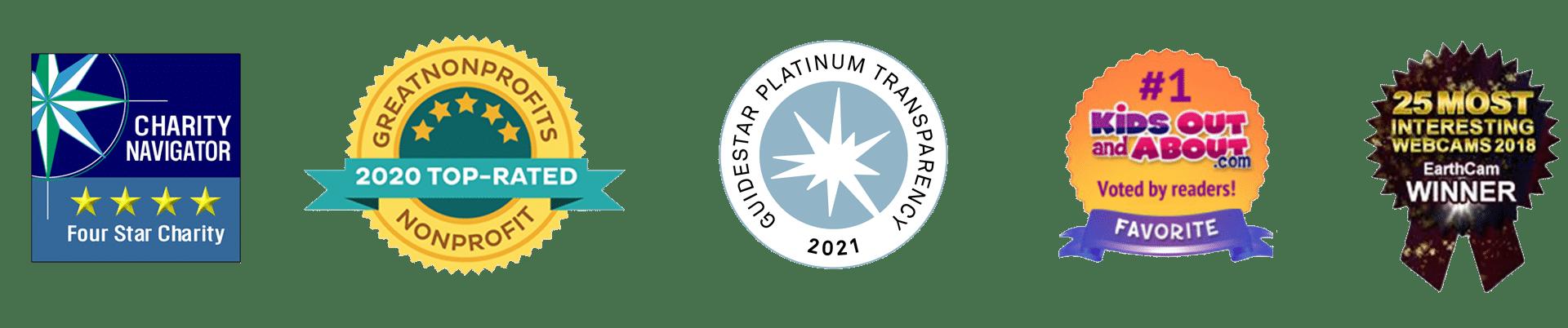 5 Badges 2021