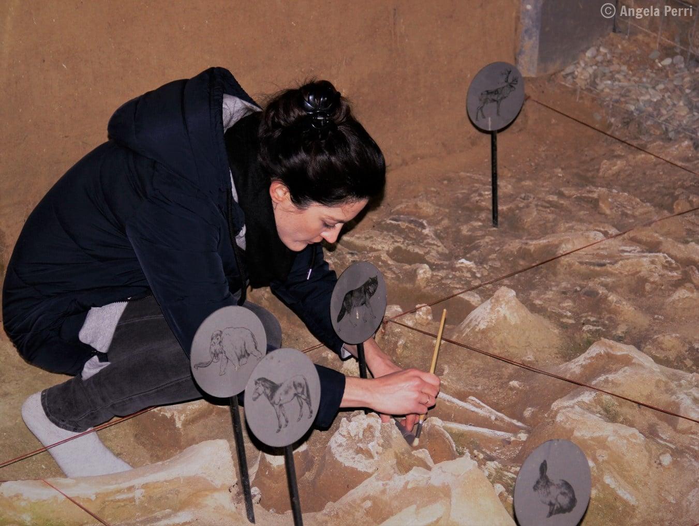Angela Perri Wolf Excavation Credit