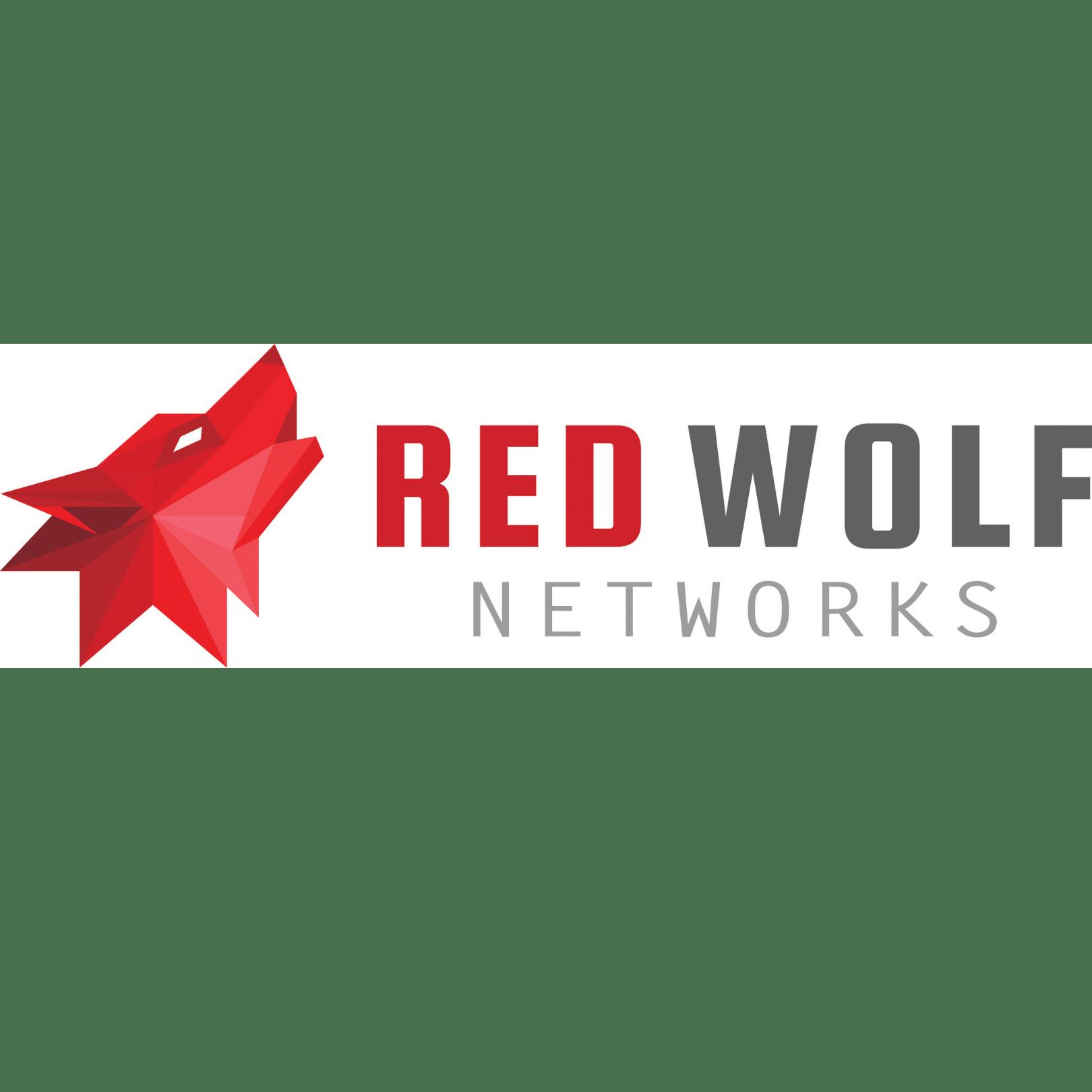 RedWolf Logo Horz Sq